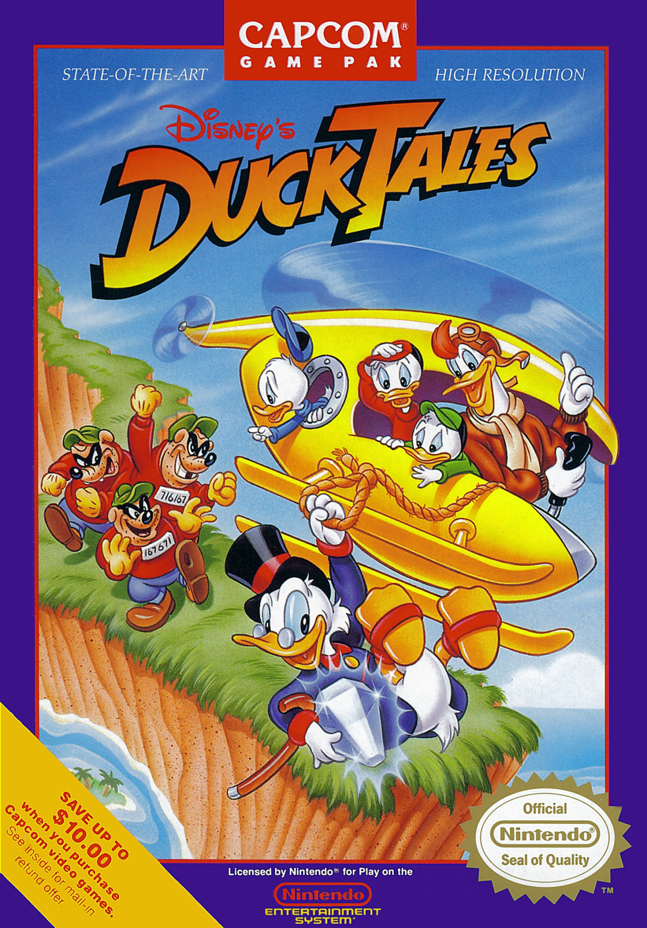 DuckTales (videojuego)