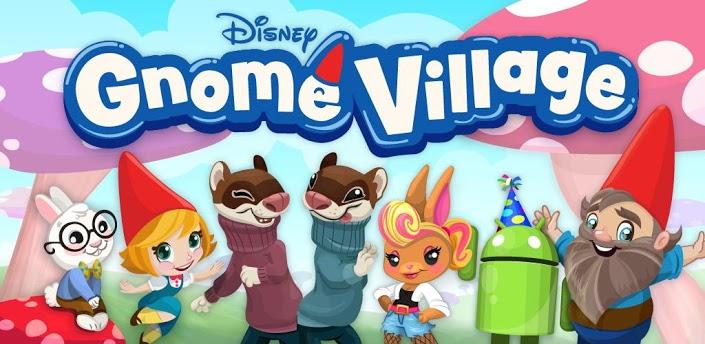 Disney Gnome Village