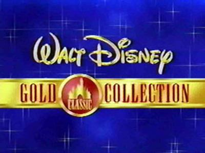Walt Disney Gold Classic Collection