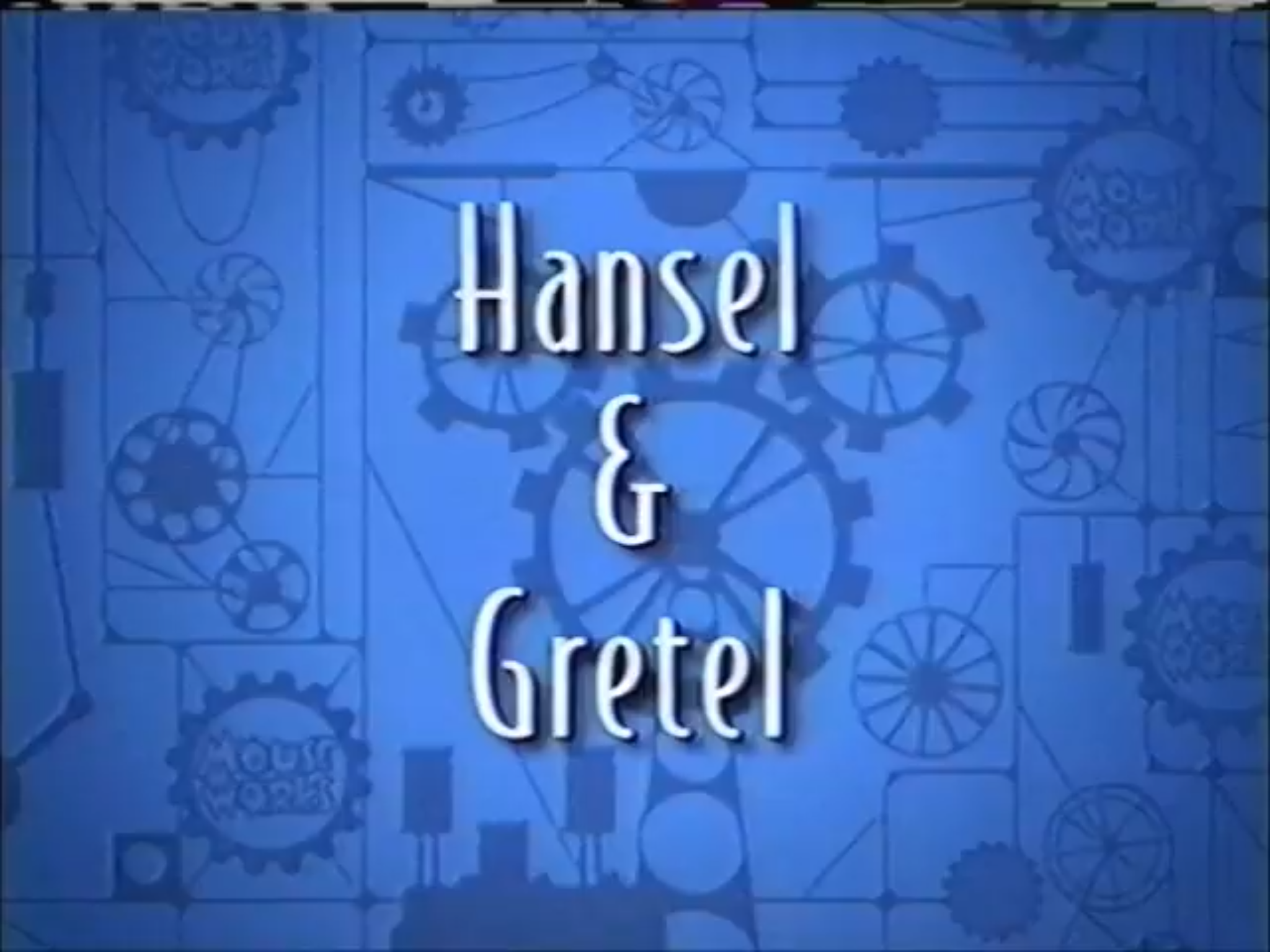 Hansel and Gretel (Mickey Mouse Works short)