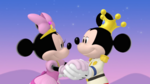 Prince Mickey and Princess Minnierella - Love