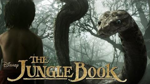 THE JUNGLE BOOK - Kaa - Ab 14
