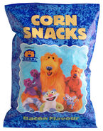 Bear in the Big Blue House Corn Snacks 2