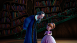 FR First Storykeeper explains to Sofia her destiny