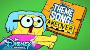 Gramma Theme Song Takeover 👵🏼 Big City Greens Disney Channel