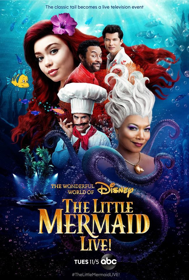 The Wonderful World of Disney: The Little Mermaid Live!