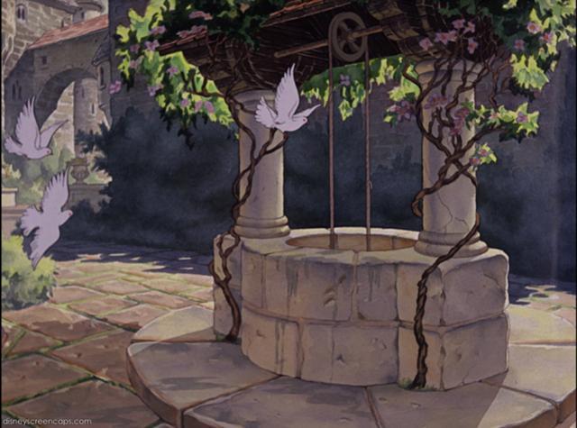 Pozzo Dei Desideri di Biancaneve