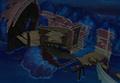Ship Graveyard - The Interceptor's Hold (Art)