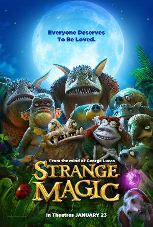 Strange Magic (película)