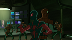 Ultimate Spider-Man - 4x21 - Spider Slayers, Part One - Spider-Man and Ultimate Spider-Woman