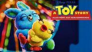 A TOY STORY ALLES HÖRT AUF KEIN KOMMANDO – Kinospot Innere Stimme Disney•Pixar HD