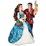 Disney Fairytale Designer Collection - Belle and Gaston