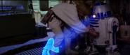 Luke i R2-D2