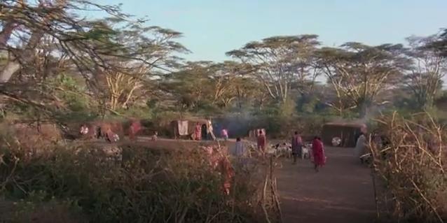 Morogo's Village