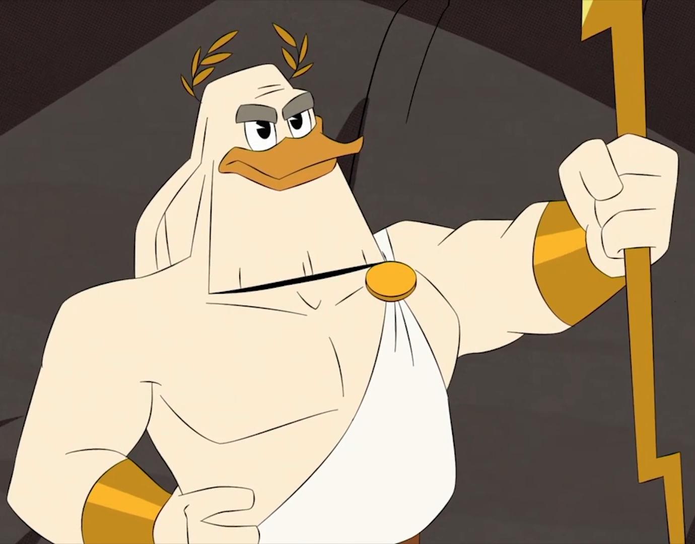 Zeus (DuckTales)