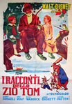 Song of the south italian poster