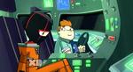 Space Cow-Bros - Ninja and Howard 04