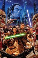 Star Wars Kanan 1 by Mark Brooks