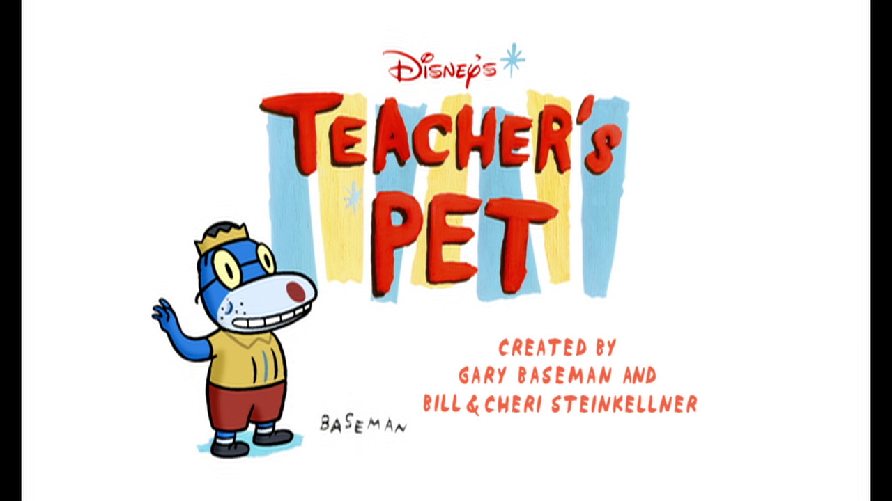 Teacher's Pet episode list