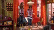 Wizards of Waverly Place - 3x01 - Franken Girl - Alex and Franken Girl