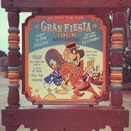 2015 Gran Fiesta signage