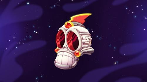 Lord Hater's Spaceship