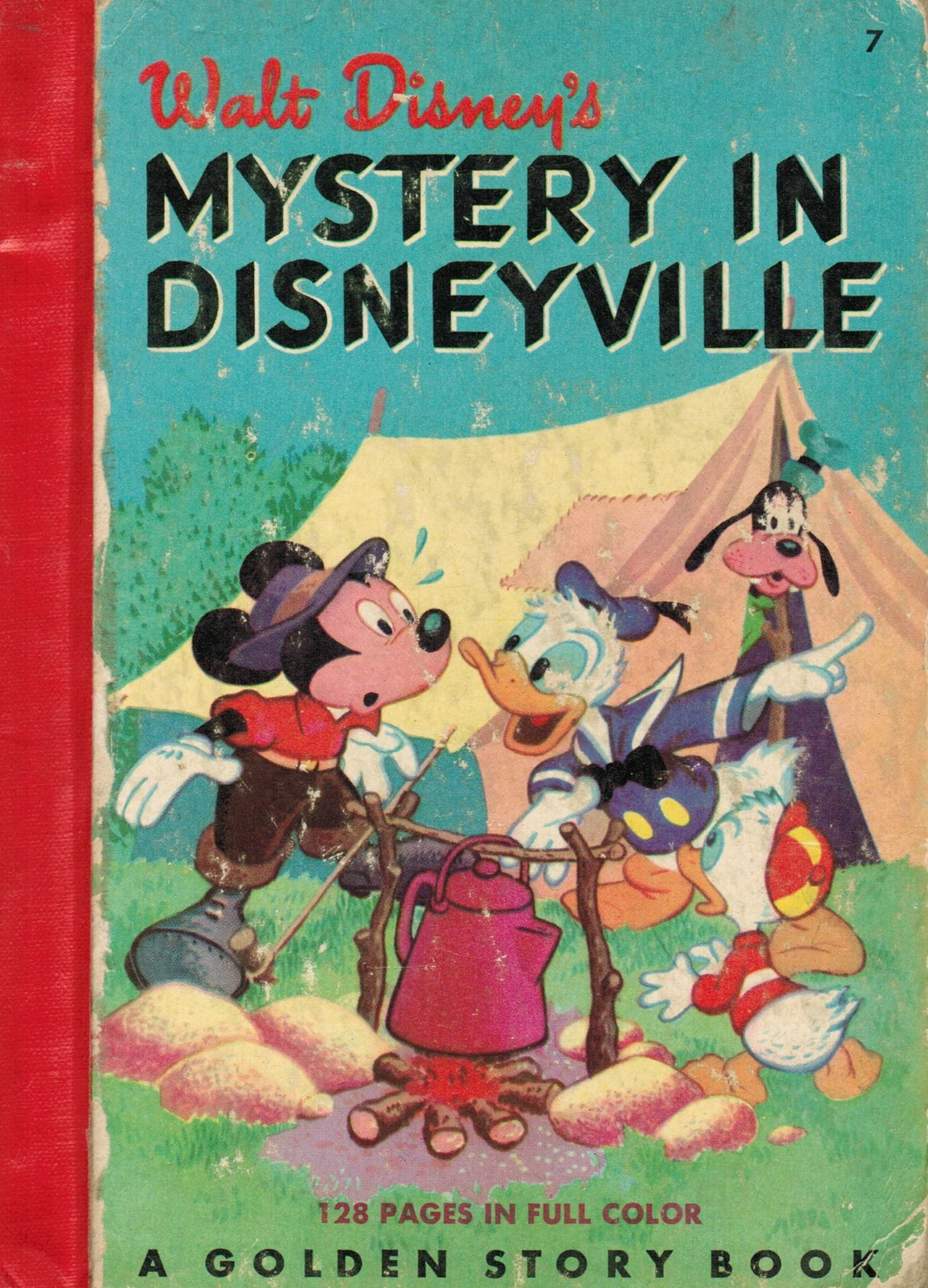 Mystery in Disneyville