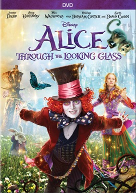 Alice Through The Looking Glass (video)