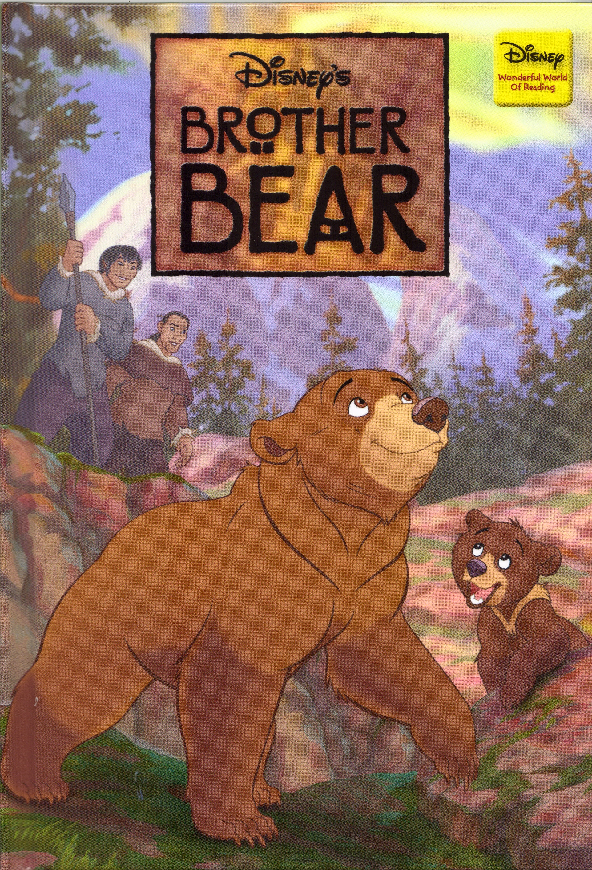 Brother Bear (Disney's Wonderful World of Reading)