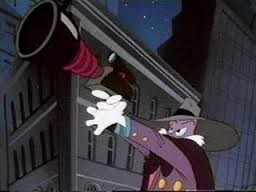 Darkwing Duck's gas gun