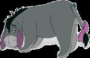 Eeyore transparent