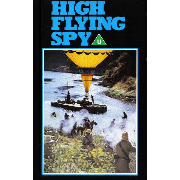 The High Flying Spy