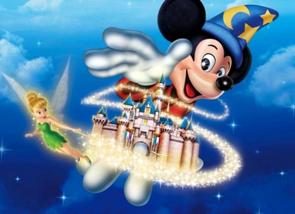 Hong Kong Disneyland 5th Anniversary