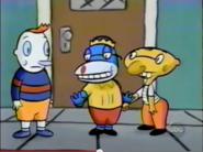 Ian, Leonard, and Scott