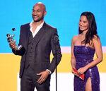 Olivia Munn & Keegan-Michael Key at MTV VMA
