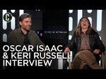 Rise of Skywalker- Oscar Isaac and Keri Russell Interview