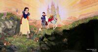 Snow white goodbye finale
