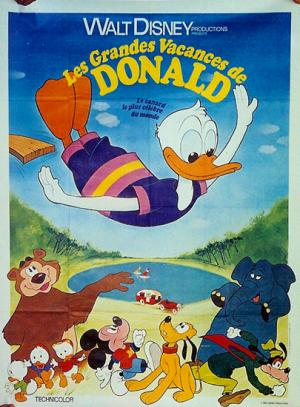 Donald Duck's Summer Magic