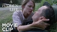 "A HIDDEN LIFE ""Franz and Fani Embrace"" Clip FOX Searchlight"