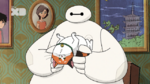 Baymax and Mochi 3