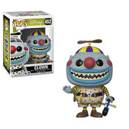 Clown NBC POP