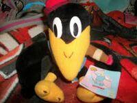 Dandy Crow plush