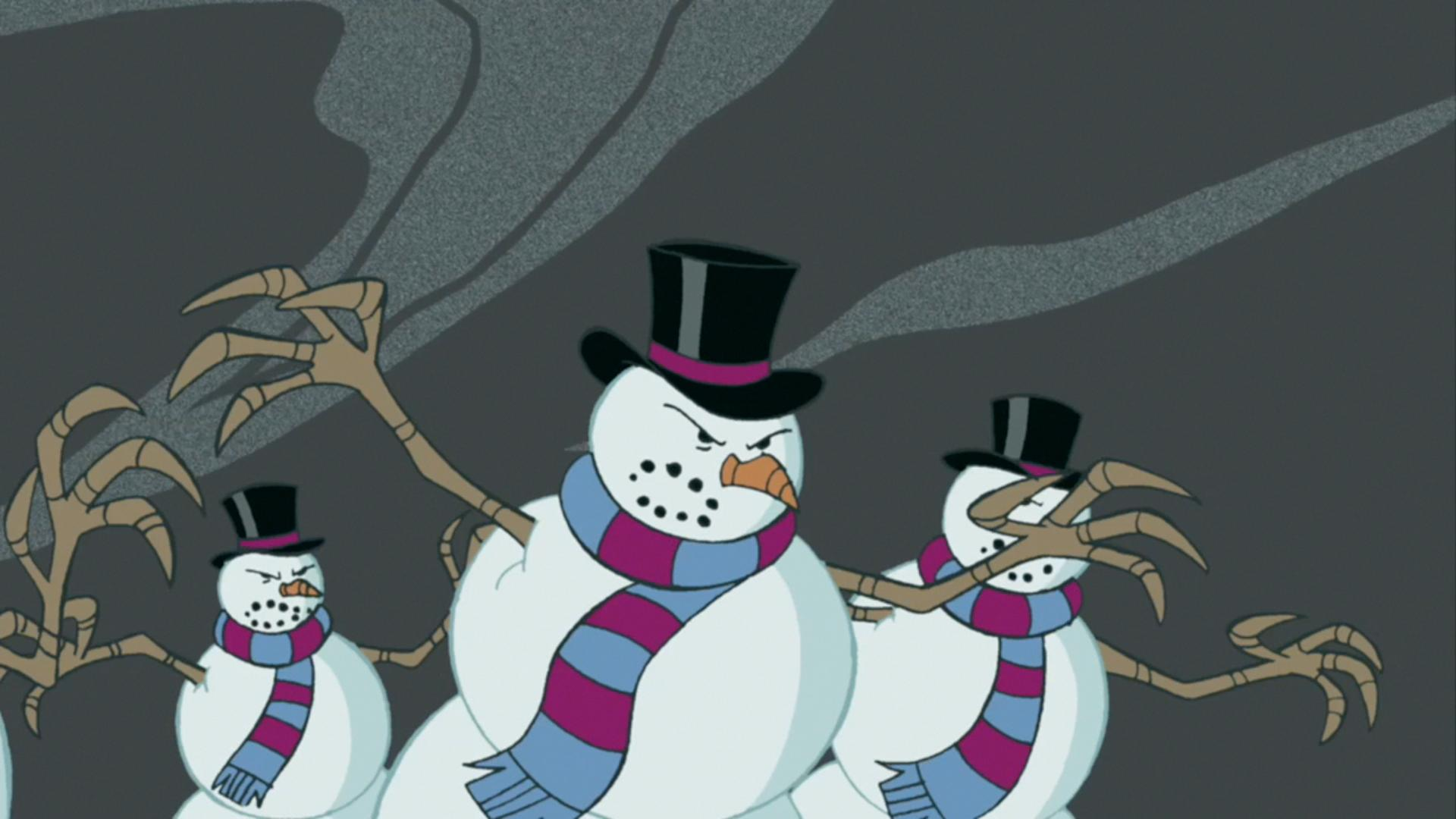 Day of the Snowmen