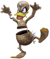 Donald Halloween KH