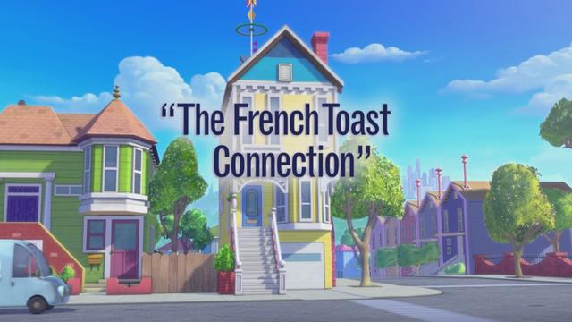 A Conexão da Torrada Francesa