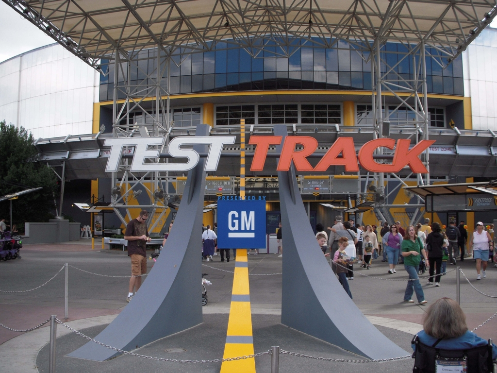 Test Track (1999)