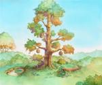 Hunny Tree (Art)