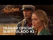 Jungle Cruise de Walt Disney Studios - Tráiler Oficial -2 -Español Latino SUBTITULADO-