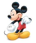 Mickey Mouse Disney 3