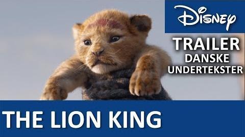 The Lion King - Danske undertekster Disney Danmark